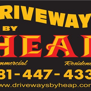 Driveways by Heap Cover Photo