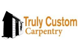 Truly Custom Carpentry Logo