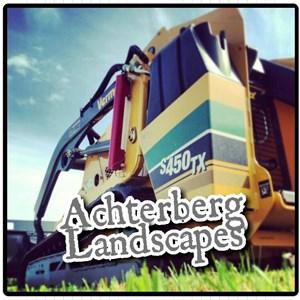 Achterberg Landscapes Logo