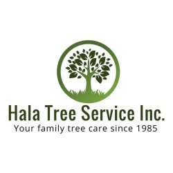 Hala Tree Service Inc. Logo