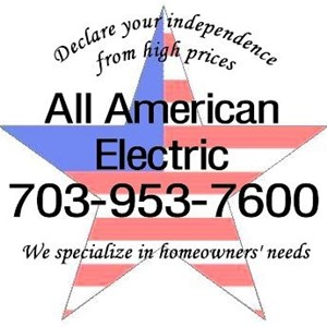 All American Electric Logo