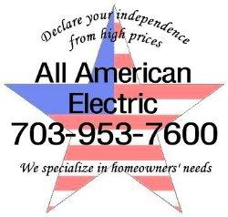 All American Electric Logo