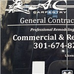 Home Repair Contractor Services Logo