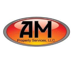 A.m. Property Services Logo