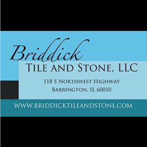 Briddick Tile and Stone Logo