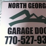 North Georgia Garage Door Logo