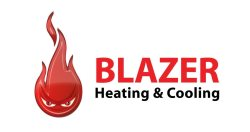 Blazer Heating & Cooling Logo