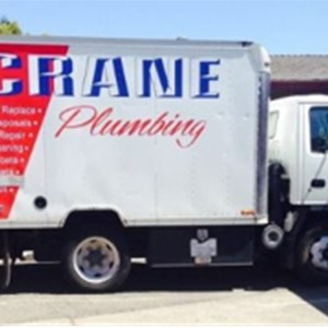 Crane Plumbing Repair & Maintenance Logo
