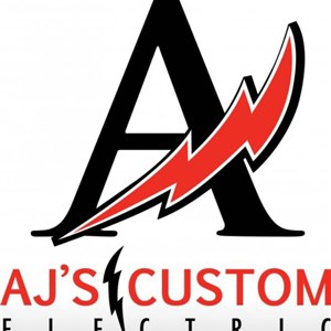 Ajs Custom Electric Logo