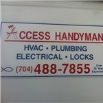 Access Handyman, Inc. Logo