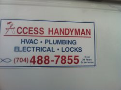 Access Handyman, Inc. Logo