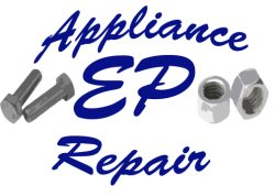 Ep Appliance Repair Logo