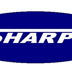 Sharp Plumbing Heating & Cooling Logo
