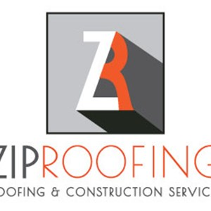 Zip Roofing & Construction Logo