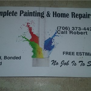 Complete Painting Co Logo