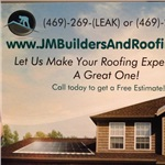 Jones Missionary Builders & Roofing Logo