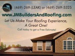 Jones Missionary Builders & Roofing Logo