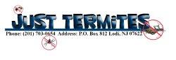 Just Termites Pest Control Logo