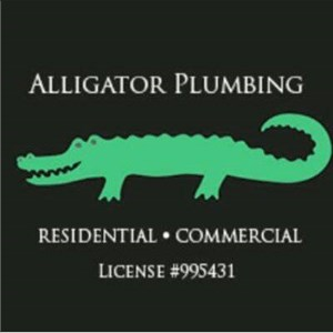 Alligator Plumbing Cover Photo