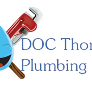 Doc Thompson Plumbing Co Logo