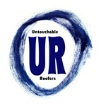 Untouchable Roofers Logo