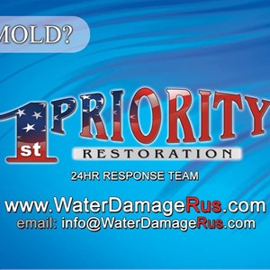 1st Priority Restoration Cover Photo