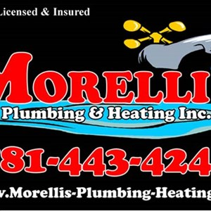 Morellis Plumbing and Heating Logo