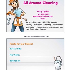 All Around Cleaning Logo