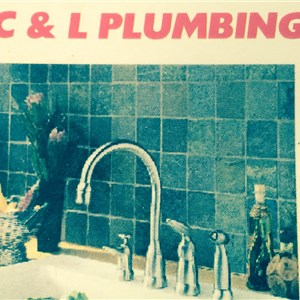 C & L Plumbing and Maintenance Service Logo