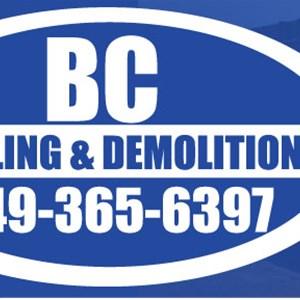 Bc Hauling & Demolition Cover Photo