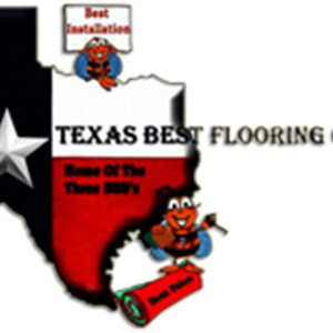 Texas Best Flooring Company Logo