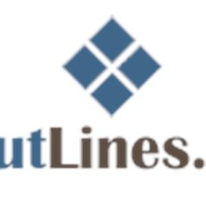 Grout Lines.com Logo