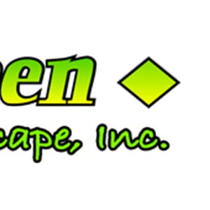 Lansing Real Green Lawn Care Logo