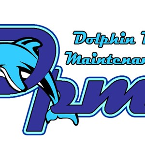 Dolphin Pool Maintenance Logo