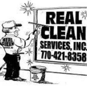 Real Clean Services Inc. Logo