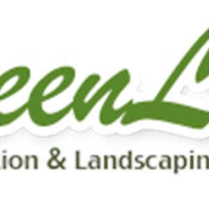 Green Life Landscape and Sprinklers Logo