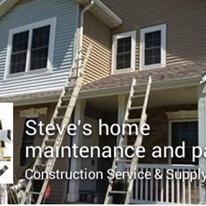 Steves home maintenance and painting Cover Photo