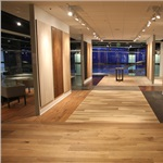 2FLOOR1 Hardwood Flooring Co. Logo