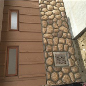 Brick Veneer Installation