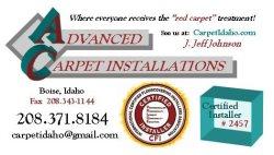 Advanced Carpet Installation Logo