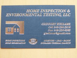 Home Inspection And Environmental Testing LLC Logo