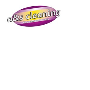 A & S Cleaning Logo