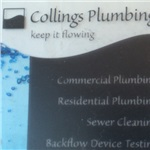 Collings Plumbing Inc Logo