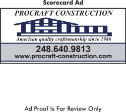 Procraft Construction Logo