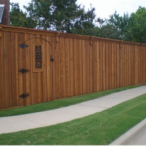 Privacy Fence Slats