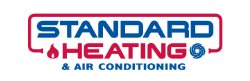 Standard Heating & Air Conditioning Inc Logo