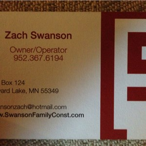 Swanson Family Construction Cover Photo
