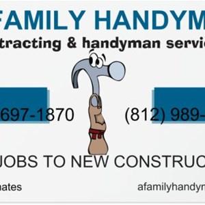 A Family Handyman Logo