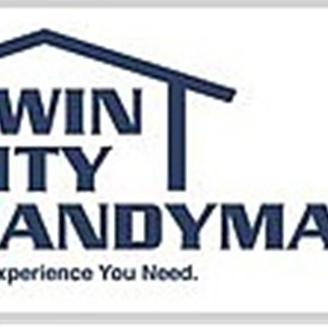 Handyman Salary Contractors Logo