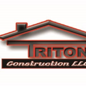 Triton Garage Door Logo